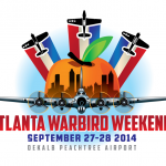Atlanta Warbird Weekend Logo