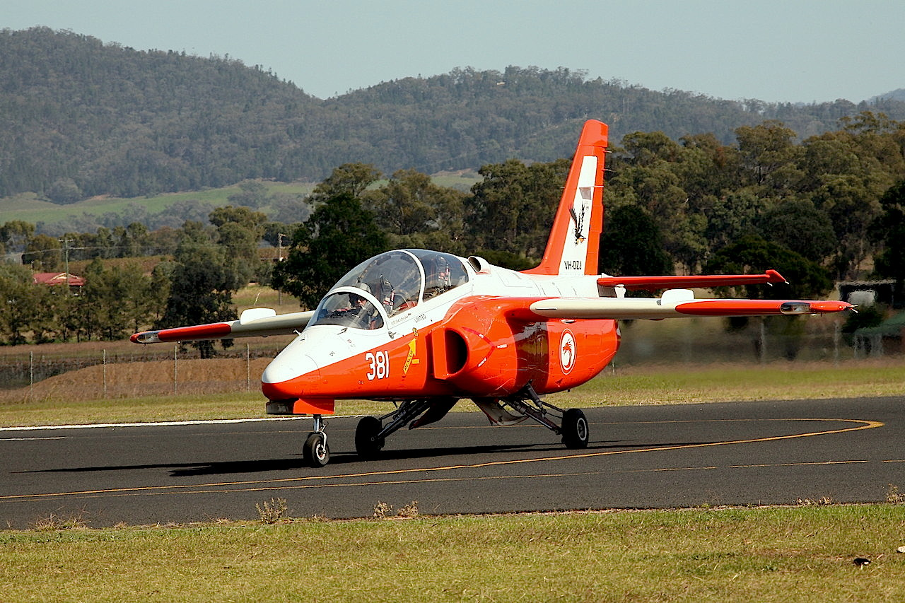An ex-RSAF S-211s were retired and sold to the IAP Group Australia in December 2009 (including a cannibalised airframe), fifteen have since been sold off and placed on the Australian civil registry.