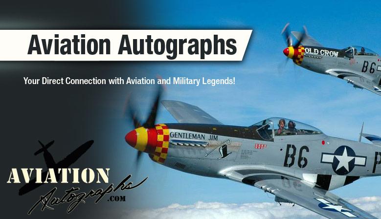 Aviation Autographs Home