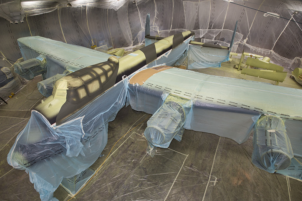 "Avro Lancaster ""Just Jane"" Repainting_15"