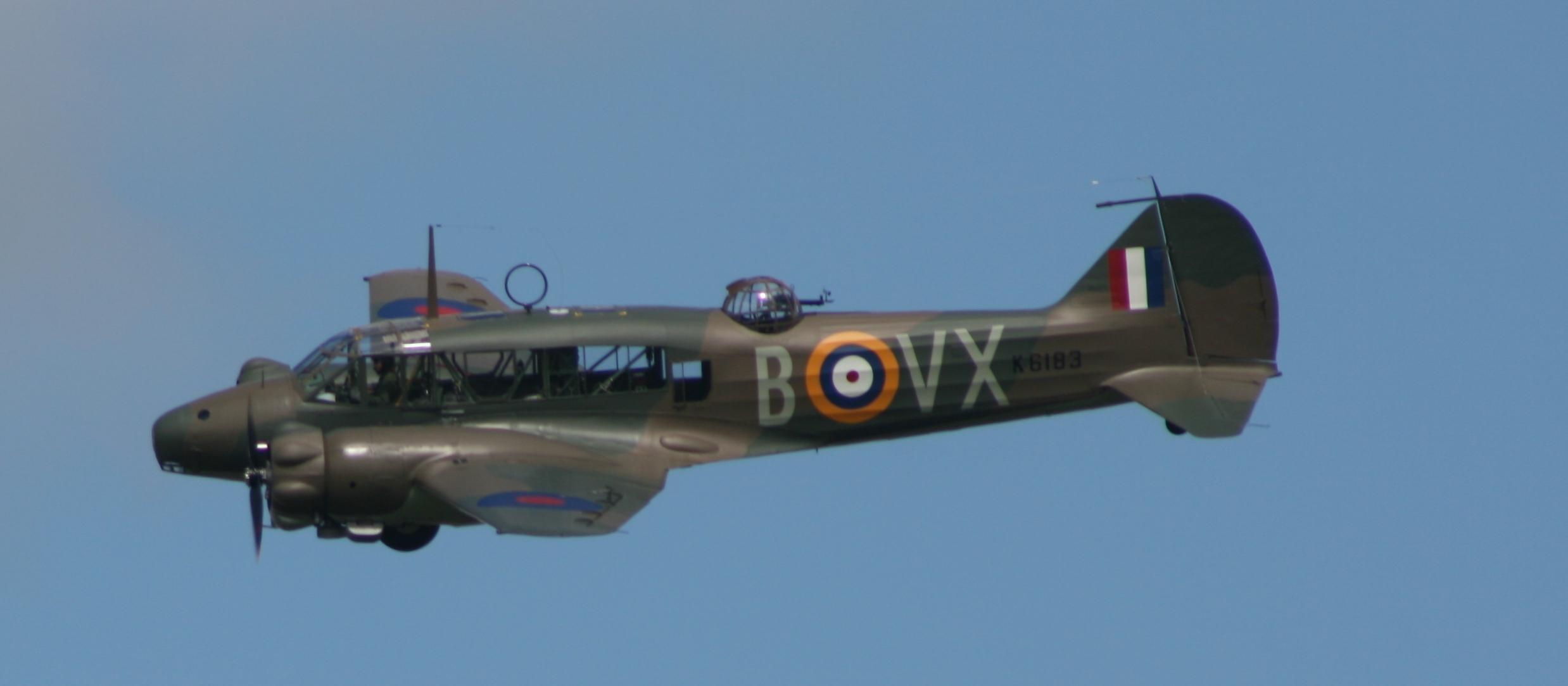 Avro Anson Mk.I  (via Wikipedia)