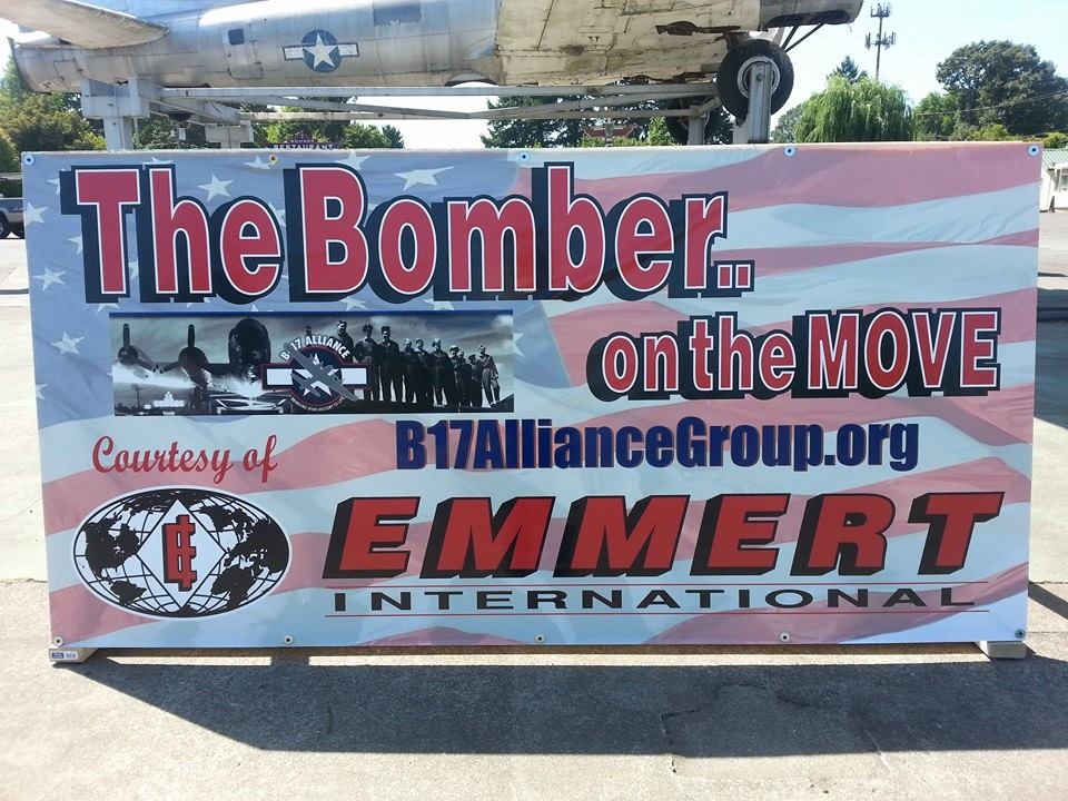 B-17 Lacey LAdy moves_Emmert INternatinal