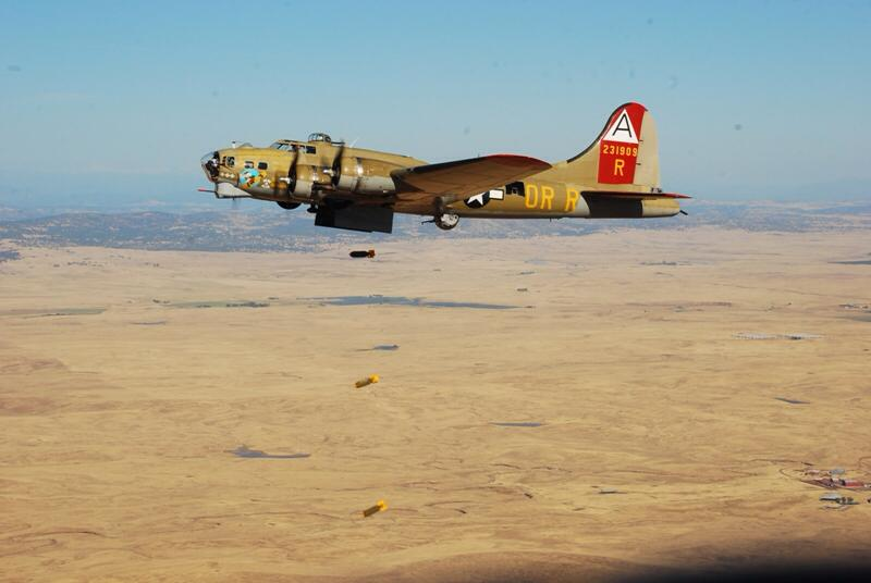 (Photo via Stockton Field Aviation Museum)
