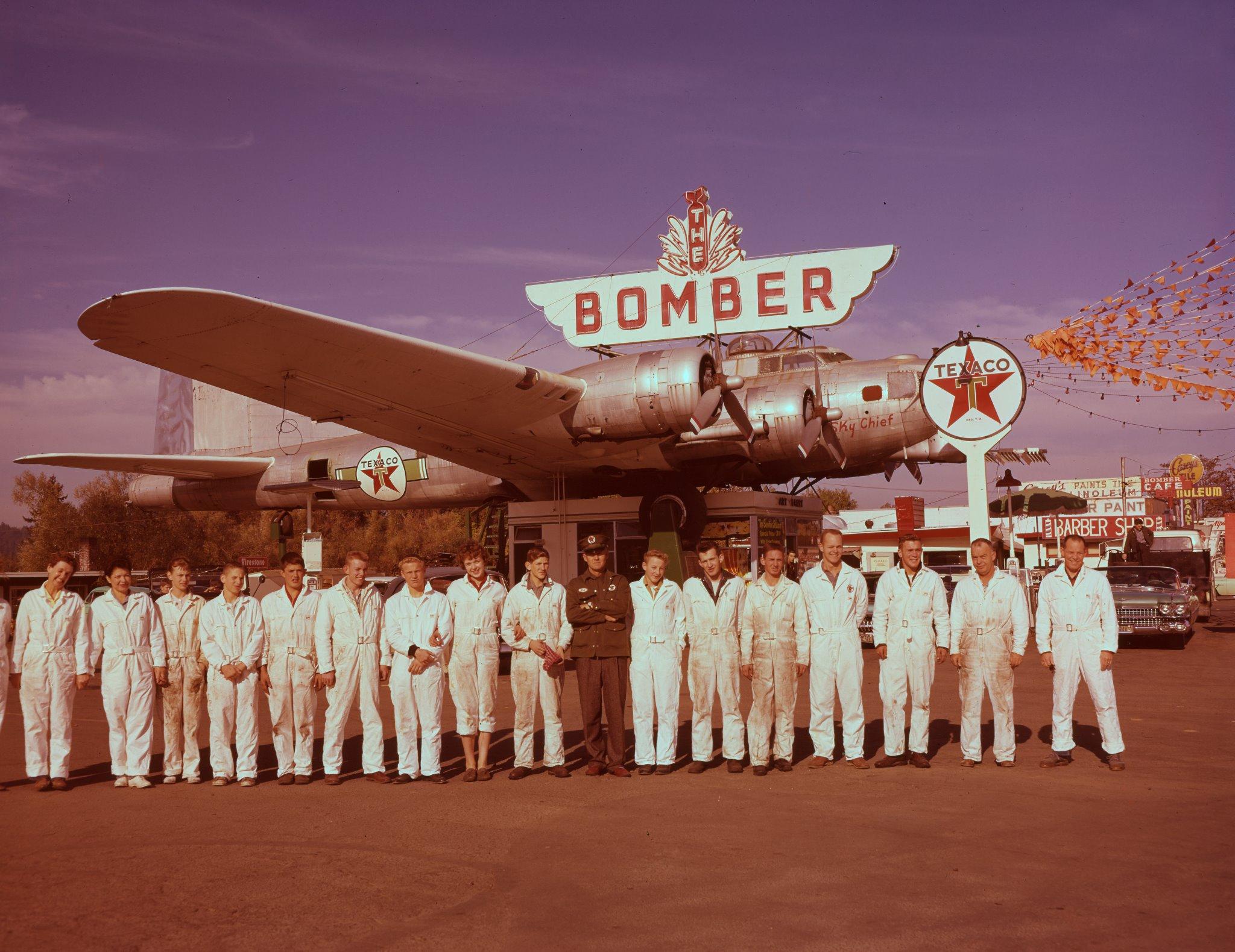 B-17G Lacey Lady