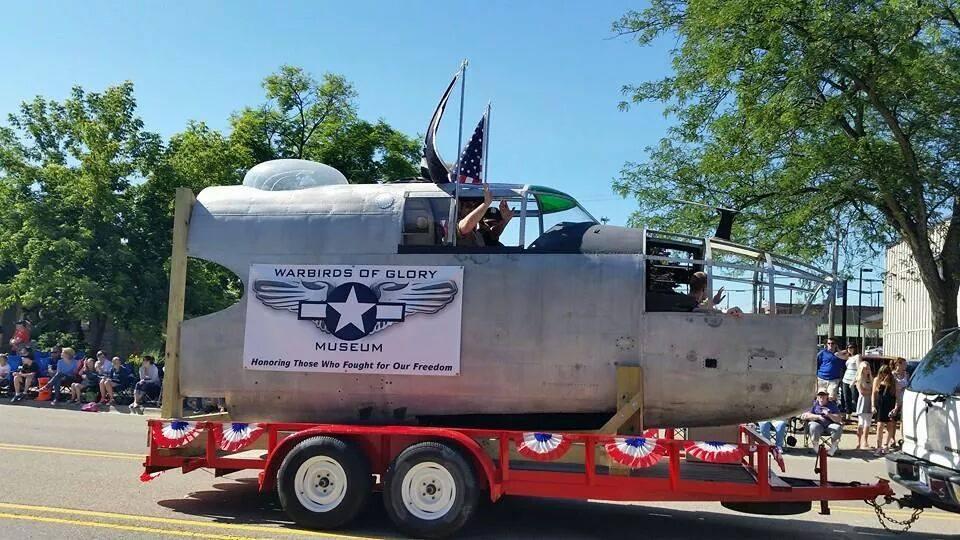B-25 Sandbar Mitchell