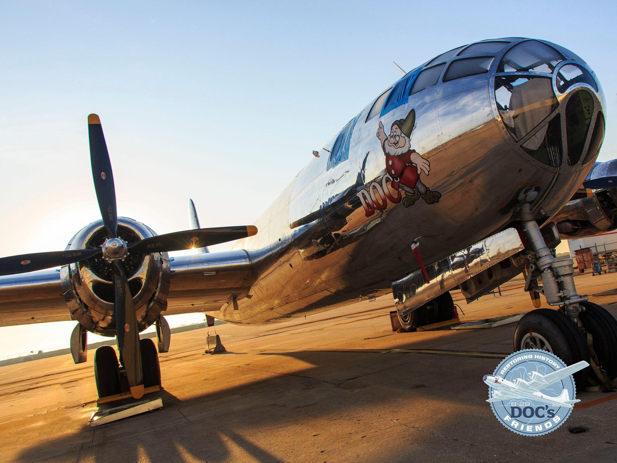 B-29 Doc By Steve Jantz