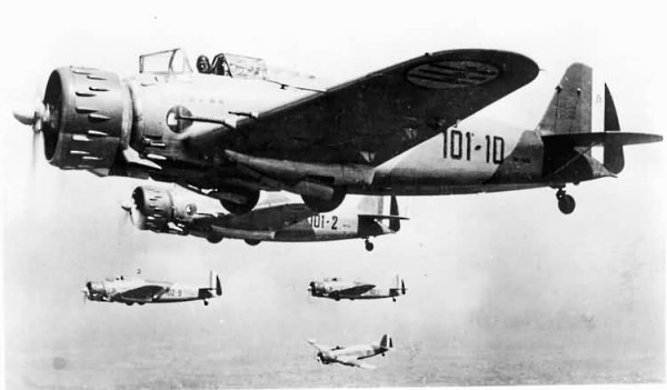 The unwieldy Breda Ba.65 ground attack aircraft. (photo via Wikipedia)