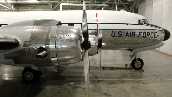 "The Strategic Air & Space Museum Announces C-54 ""Skymaster"" Display"