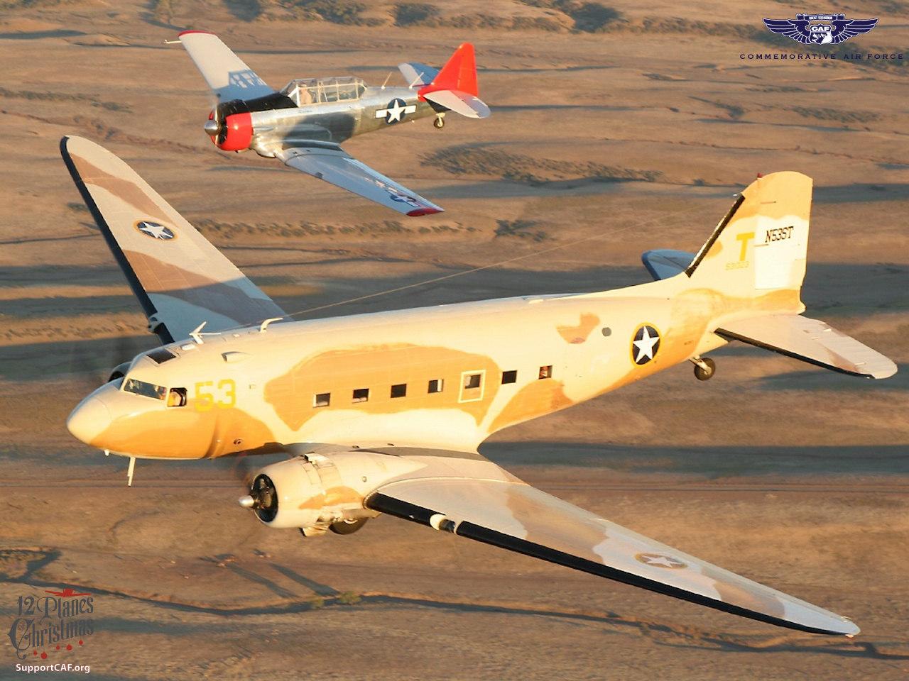 C 47 Skytrain