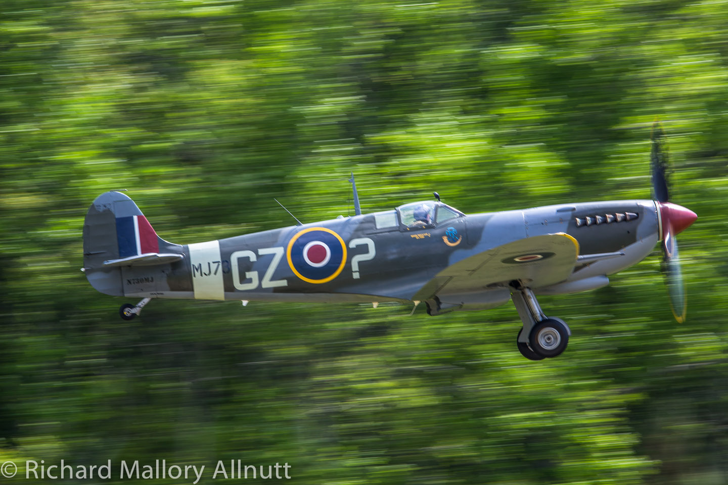 _C8A0169 - Richard Mallory Allnutt photo - Warbirds Over the Beach - Military Aviation Museum - Pungo, VA - May 17, 2014
