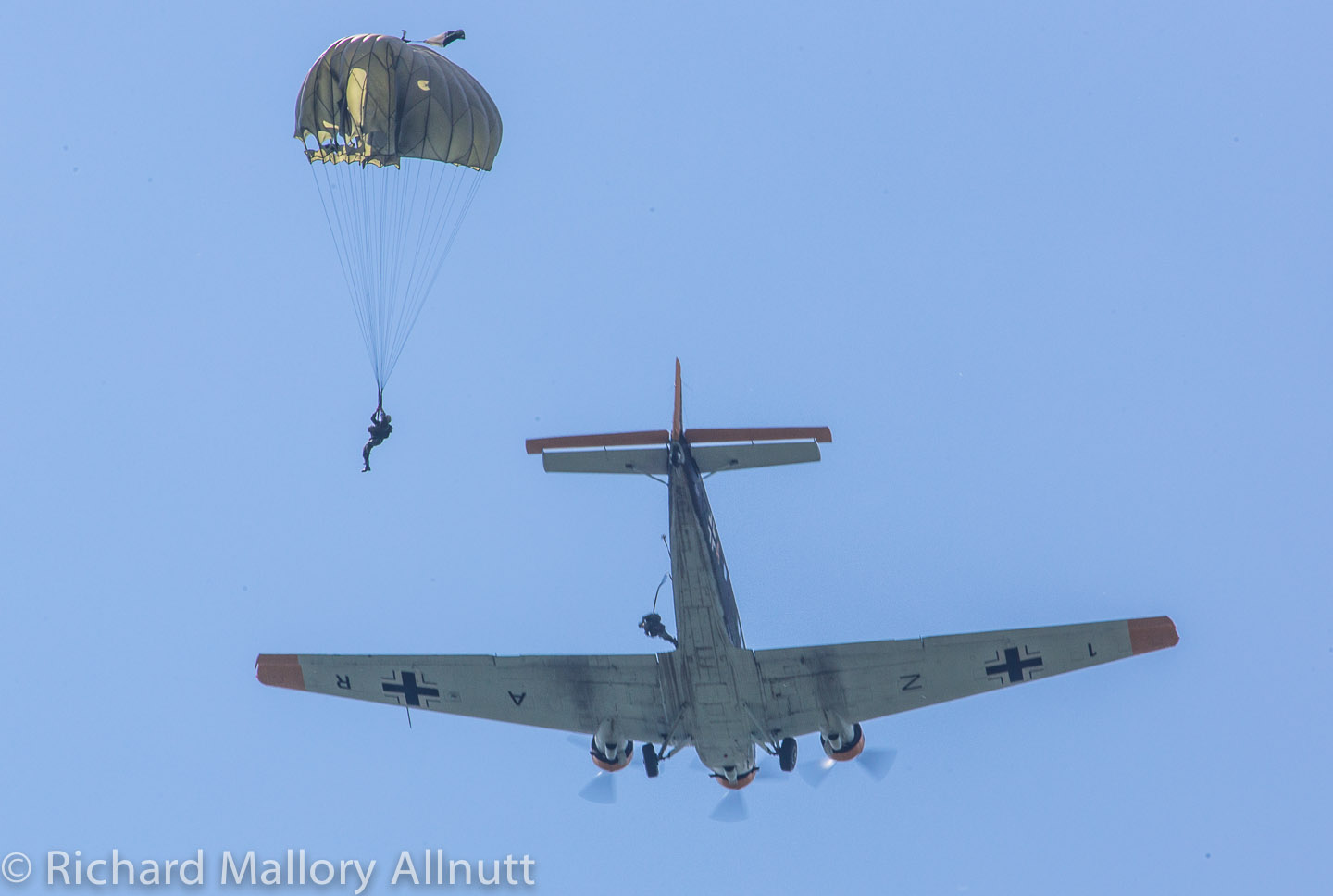 _C8A0200 - Richard Mallory Allnutt photo - Warbirds Over the Beach - Military Aviation Museum - Pungo, VA - May 17, 2014