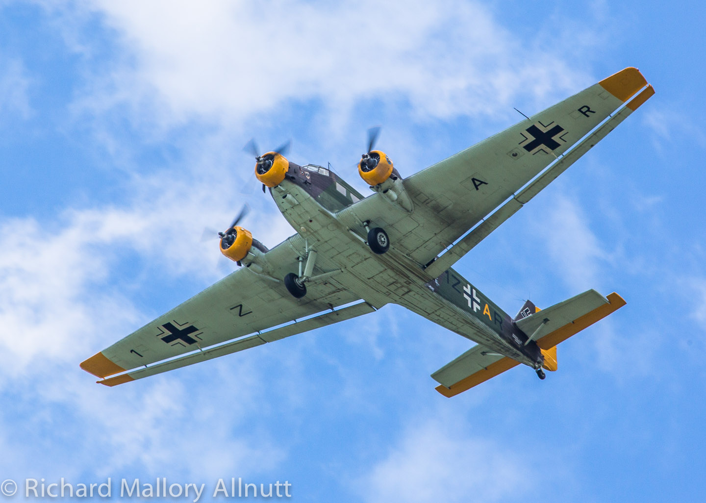 _C8A0239 - Richard Mallory Allnutt photo - Warbirds Over the Beach - Military Aviation Museum - Pungo, VA - May 17, 2014