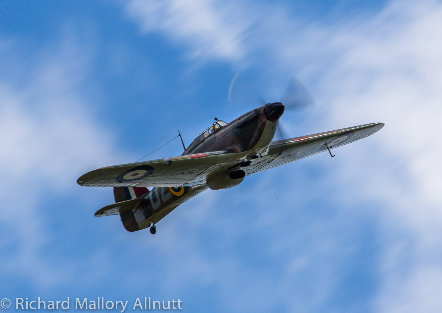 _C8A0322 - Richard Mallory Allnutt photo - Warbirds Over the Beach - Military Aviation Museum - Pungo, VA - May 17, 2014