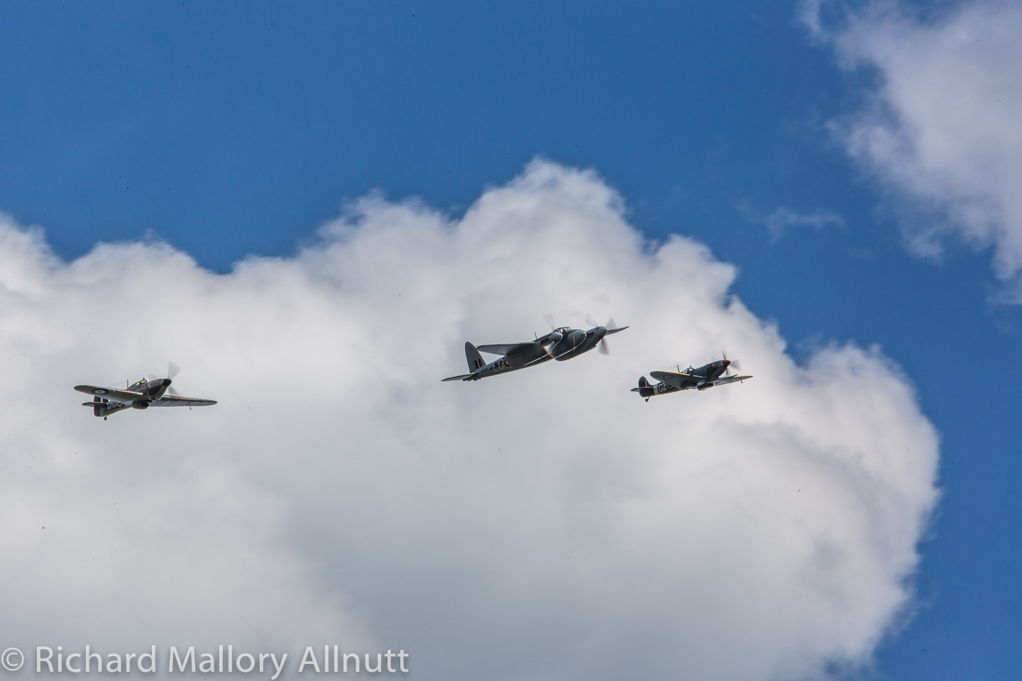 _C8A0497 - Richard Mallory Allnutt photo - Warbirds Over the Beach - Military Aviation Museum - Pungo, VA - May 17, 2014