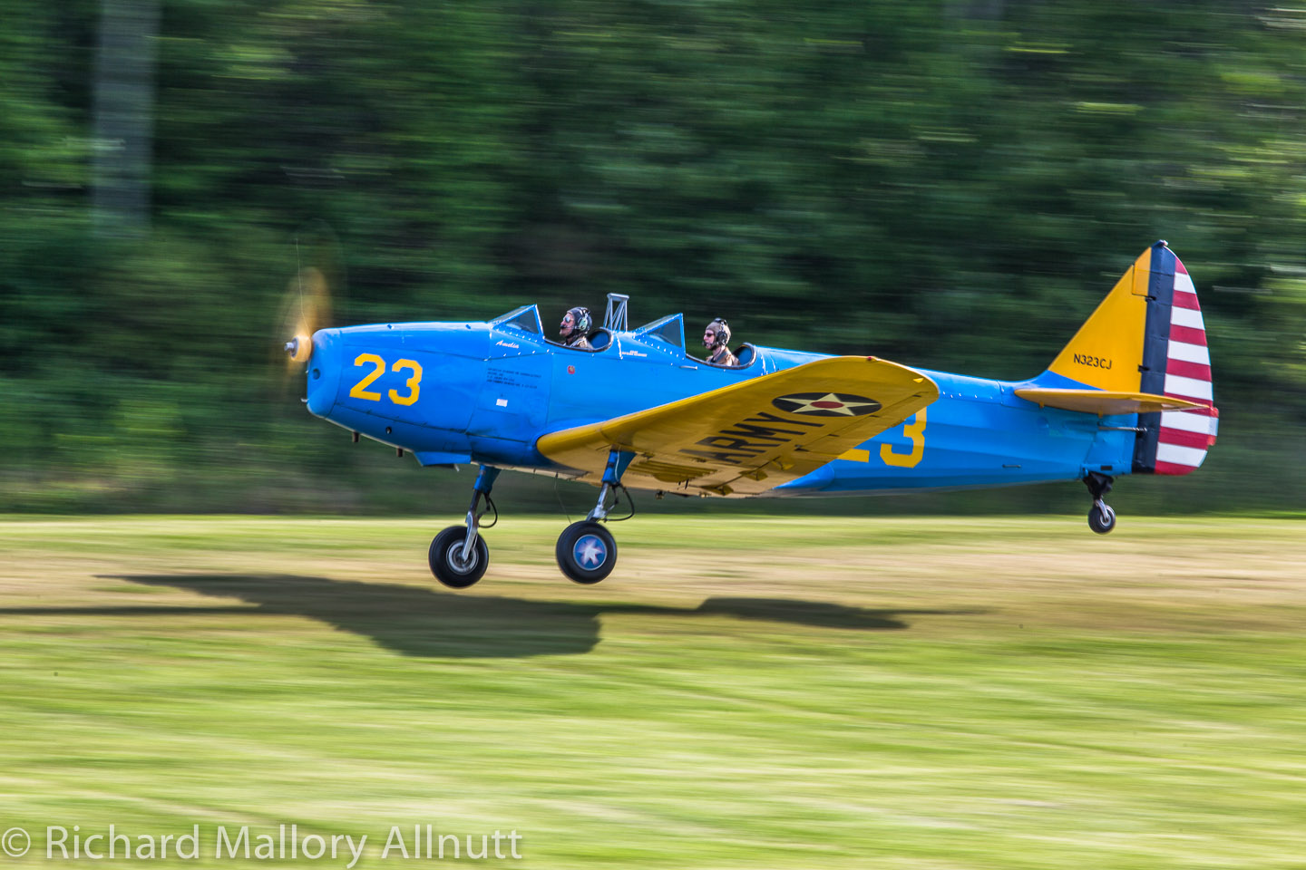 _C8A0850 - Richard Mallory Allnutt photo - Warbirds Over the Beach - Military Aviation Museum - Pungo, VA - May 17, 2014
