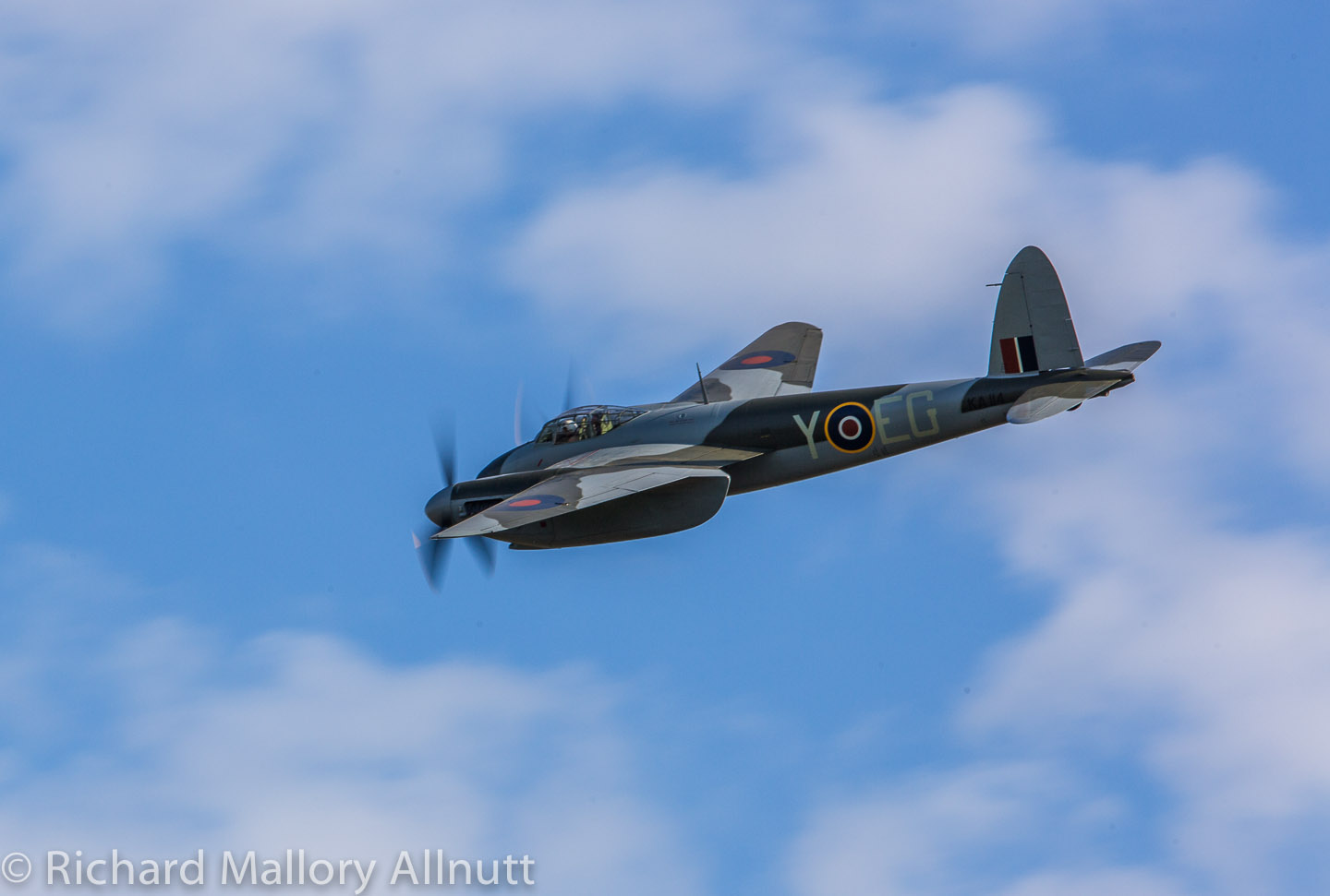 _C8A1027 - Richard Mallory Allnutt photo - Warbirds Over the Beach - Military Aviation Museum - Pungo, VA - May 17, 2014