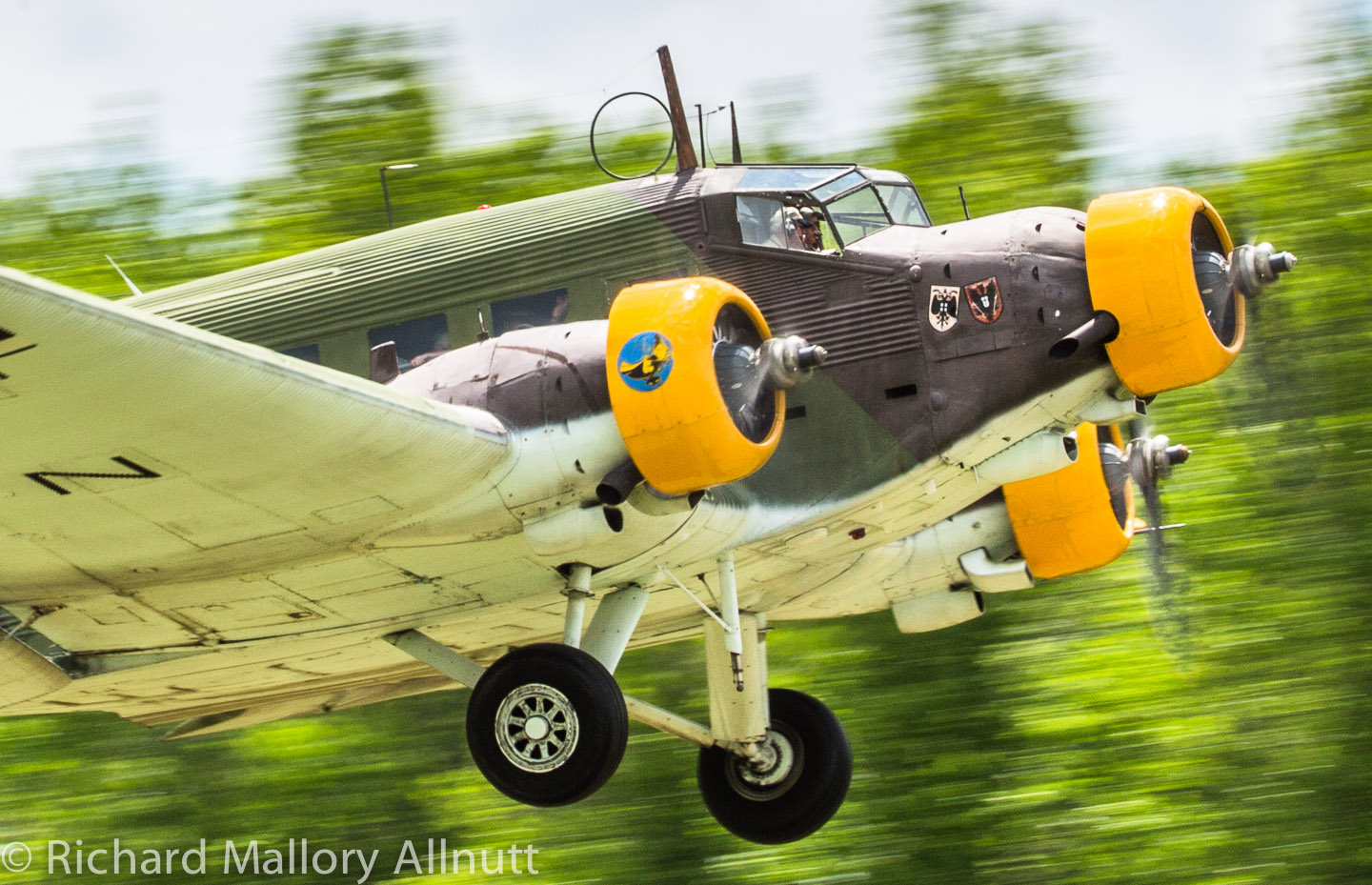 _C8A9213 - Richard Mallory Allnutt photo - Warbirds Over the Beach - Military Aviation Museum - Pungo, VA - May 17, 2014