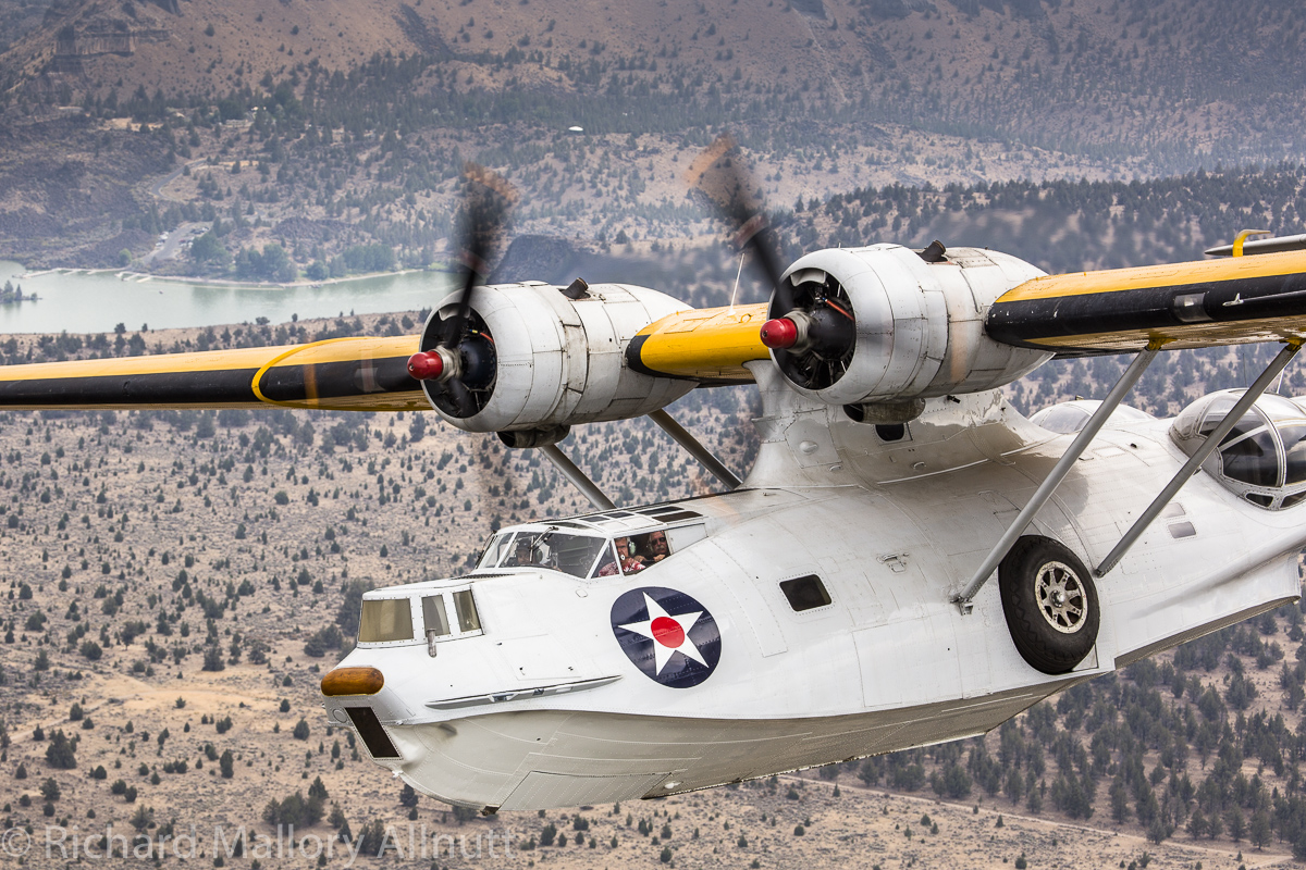 The EAC PBY.  (photo by Richard Mallory Allnutt)