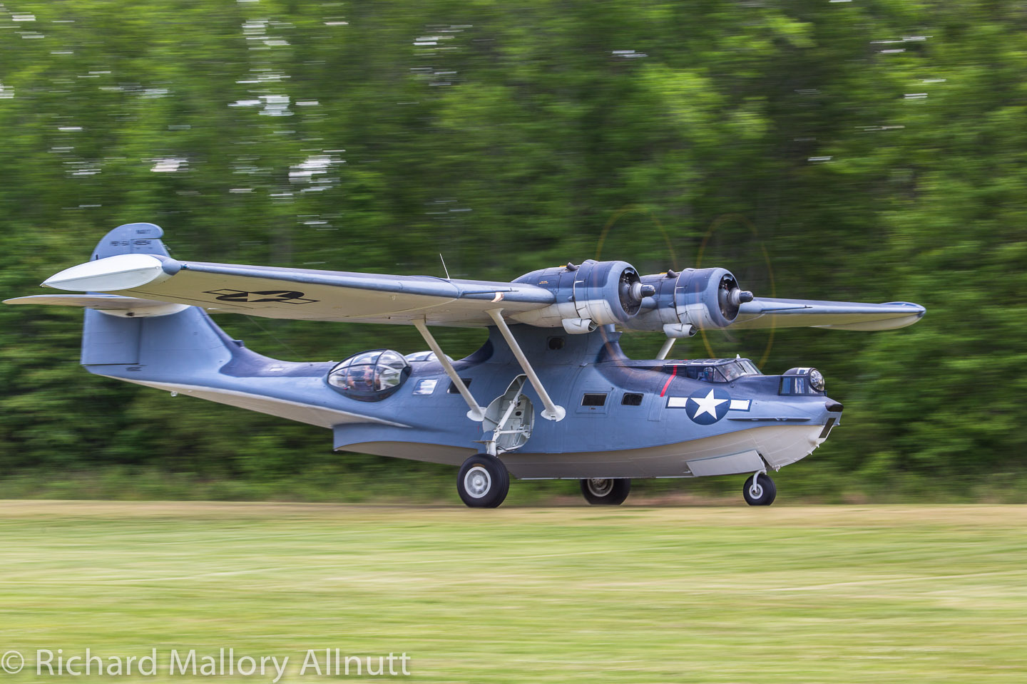 _C8A9450 - Richard Mallory Allnutt photo - Warbirds Over the Beach - Military Aviation Museum - Pungo, VA - May 17, 2014