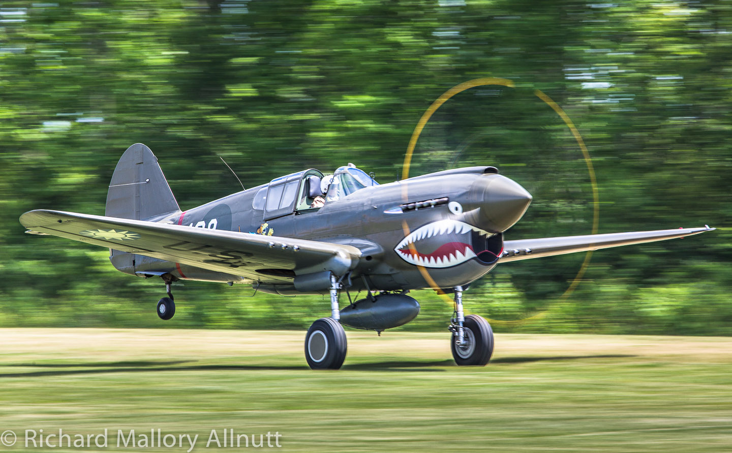 _C8A9967-Edit - Richard Mallory Allnutt photo - Warbirds Over the Beach - Military Aviation Museum - Pungo, VA - May 17, 2014