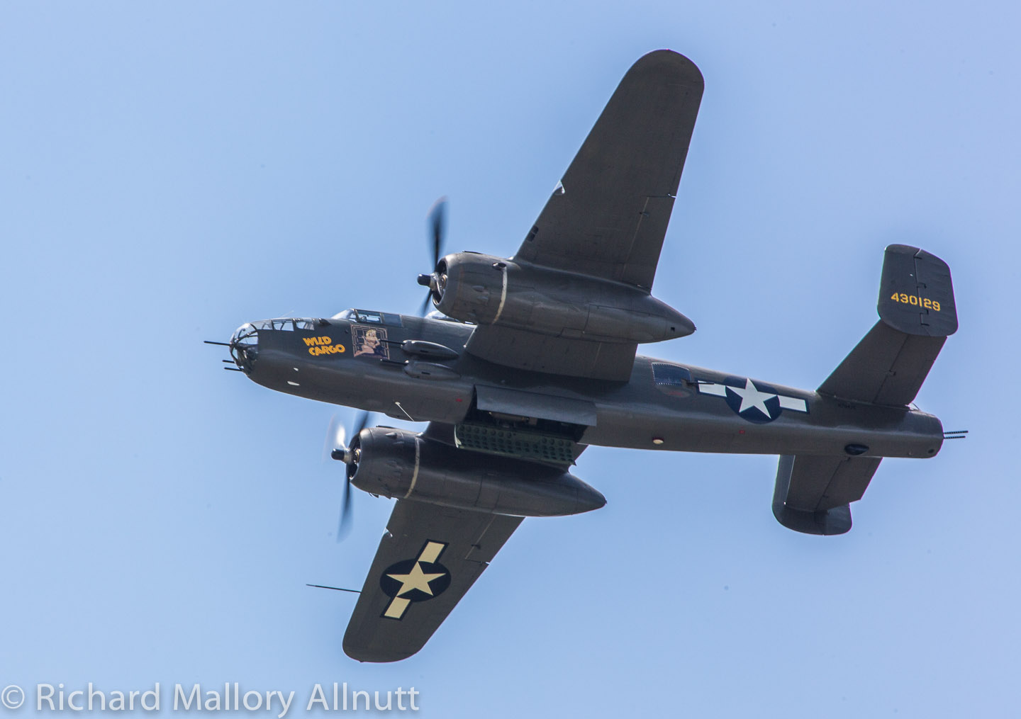 _C8A9992 - Richard Mallory Allnutt photo - Warbirds Over the Beach - Military Aviation Museum - Pungo, VA - May 17, 2014