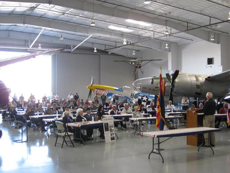 CAF Arizona Airbase_ Gathering Og Eagles 2014