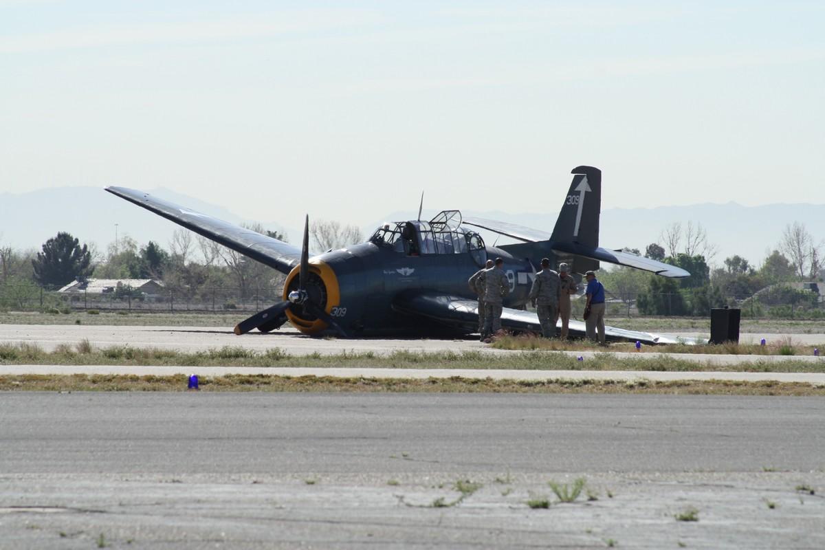 CAF Rocky Mountains TBM Avenger BuNo 53503