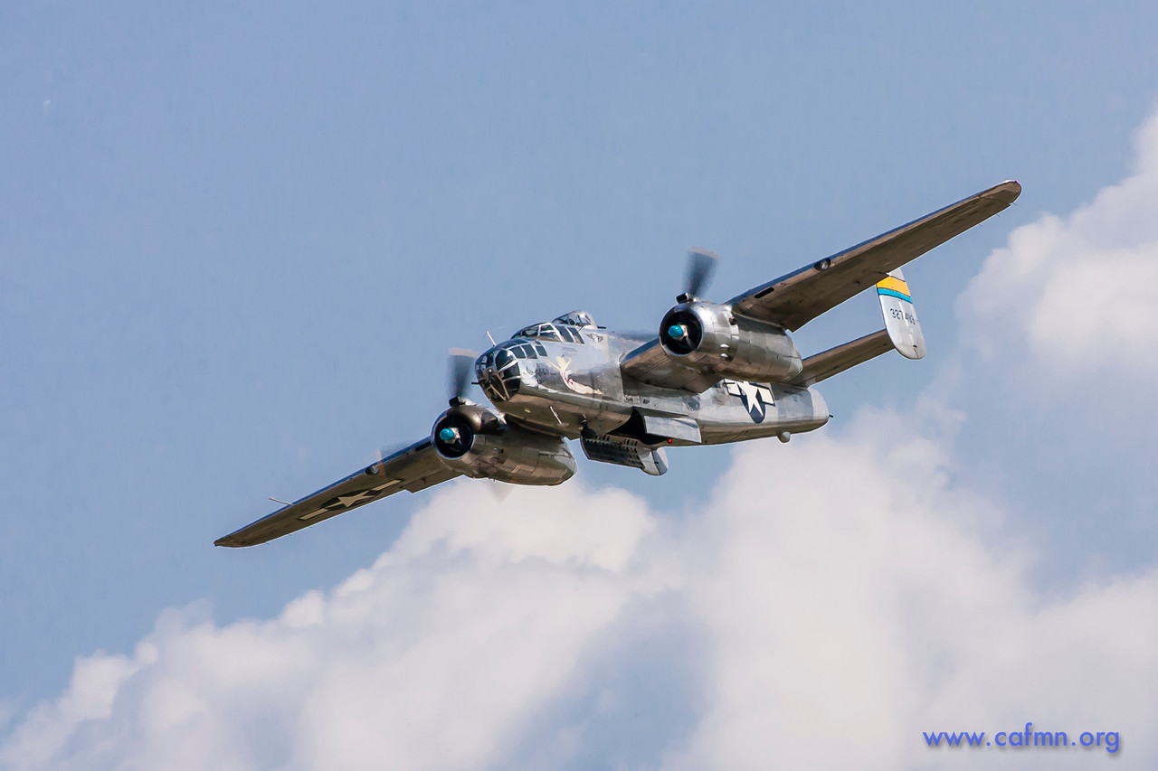 CAF_B-25 Miss Mitchell