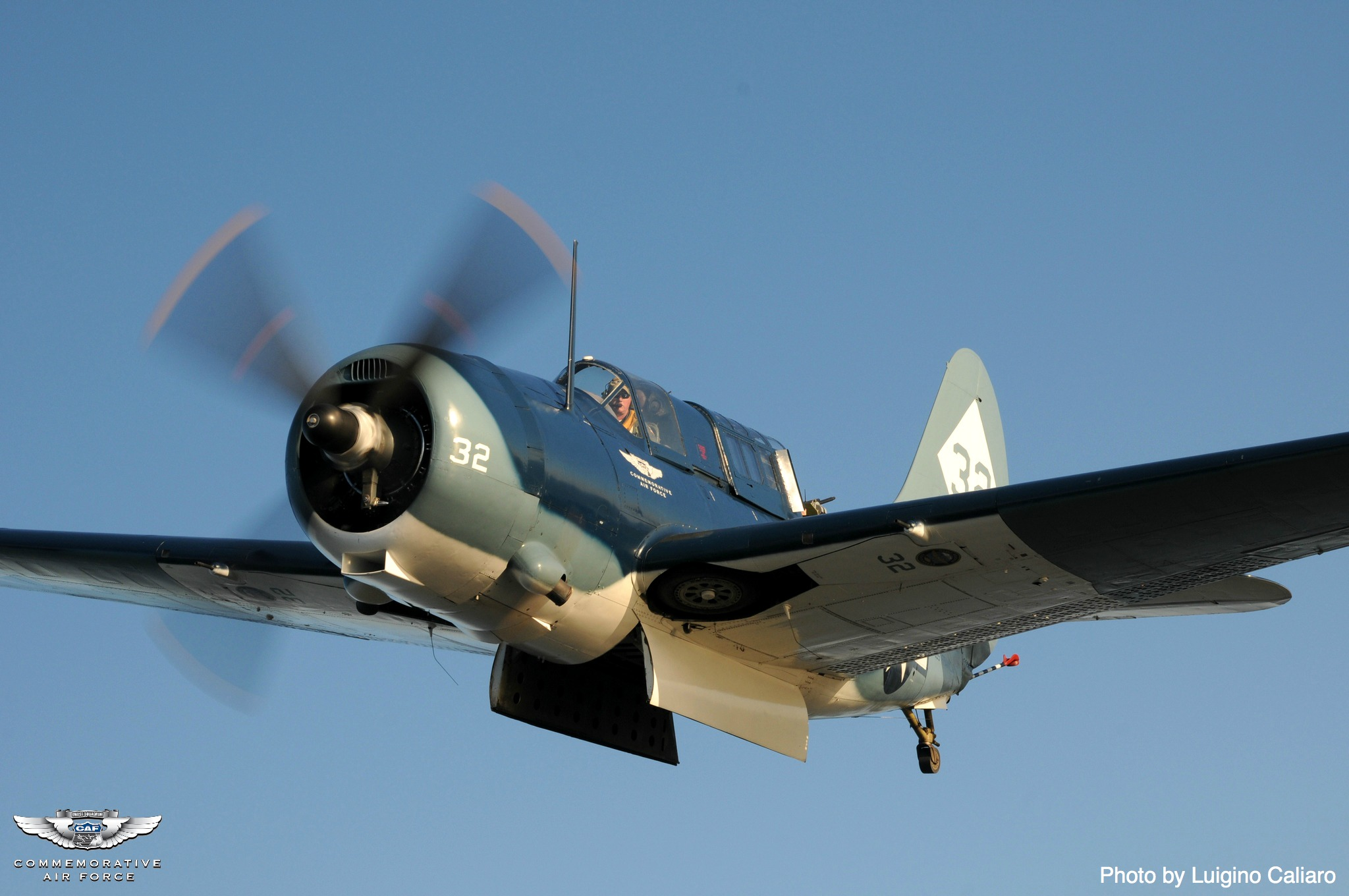 P-51 Mustang, SB2C Helldiver Rides Available at EAA AirVenture