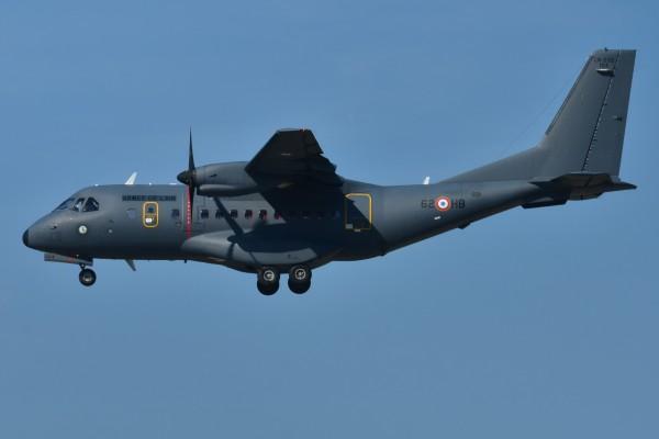 CASA CN-235M-300 at Toulouse-Blagnac Airport (LFBO) in France. ( Image credit Laurent ERRERA)