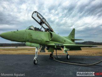 A 4 Skyhawk For Sale >> Classic Fighters Of America S Ta 4j Skyhawk Airborne