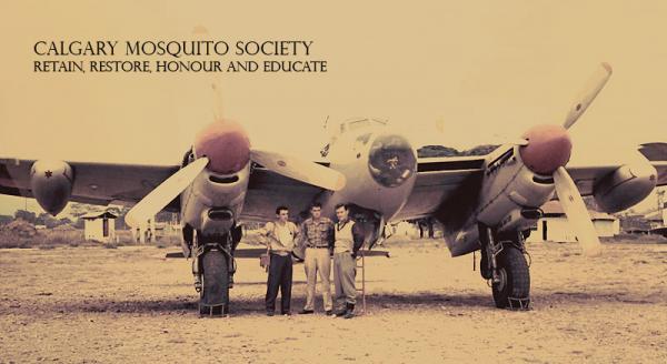 Calgary Mosquito Society Cover