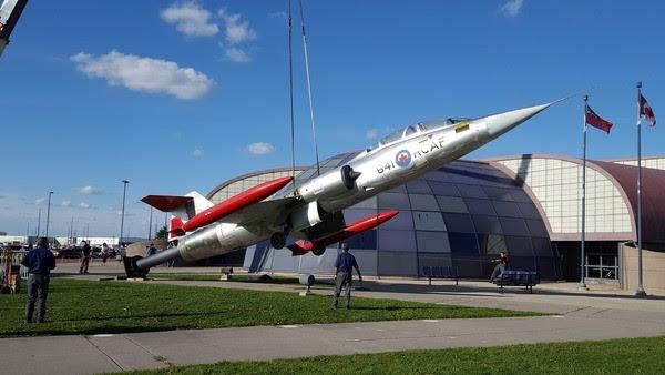 Image Credit  Canadian Warplane Heritage Museum