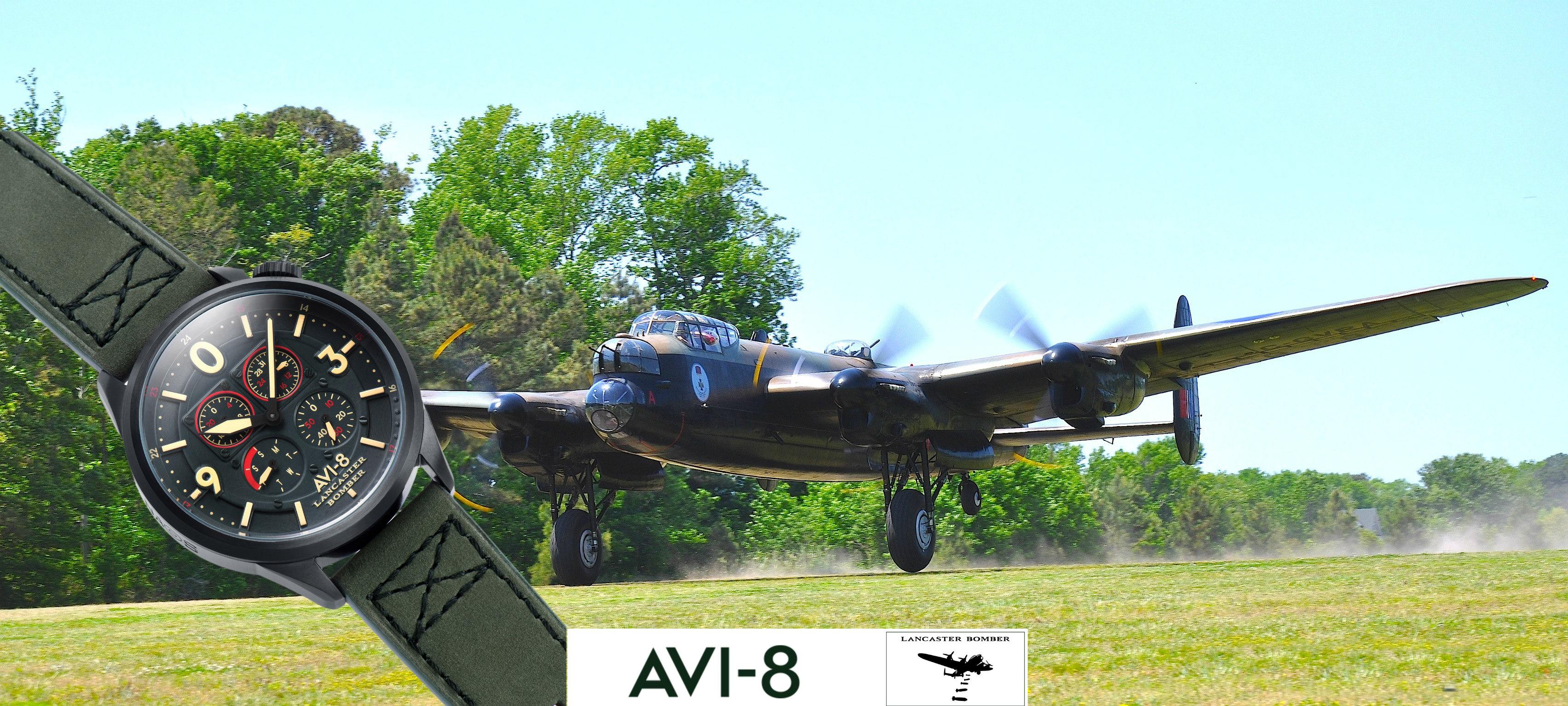 Canadian-Warplane-Heritage-Museum-Lancaster-1