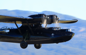 The Catalina At Wings Over Illawarra Air Show 2012. ( Image credit Nick Foss)