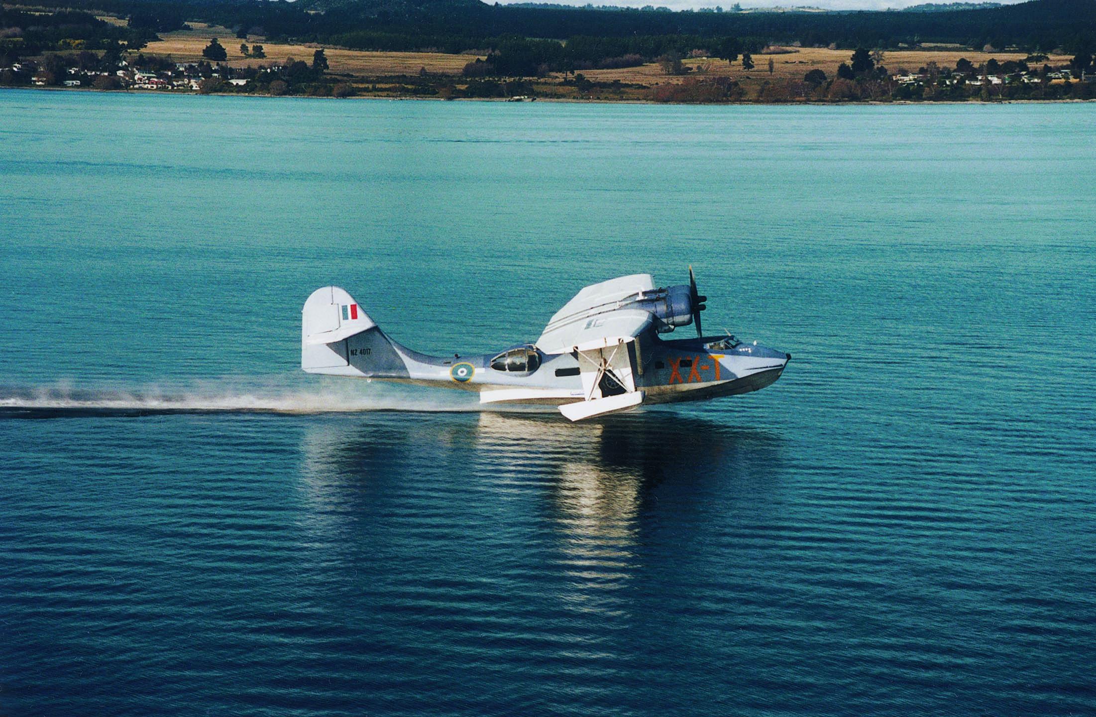 Catalina ZK-PBY_2 1