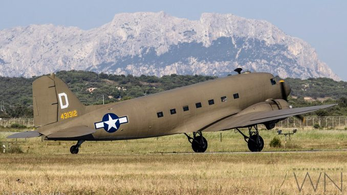 Catch-22 Remake - Warbirds Over Sardinia!