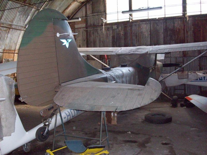 Cessna O-1E_Aerclub d'Italia
