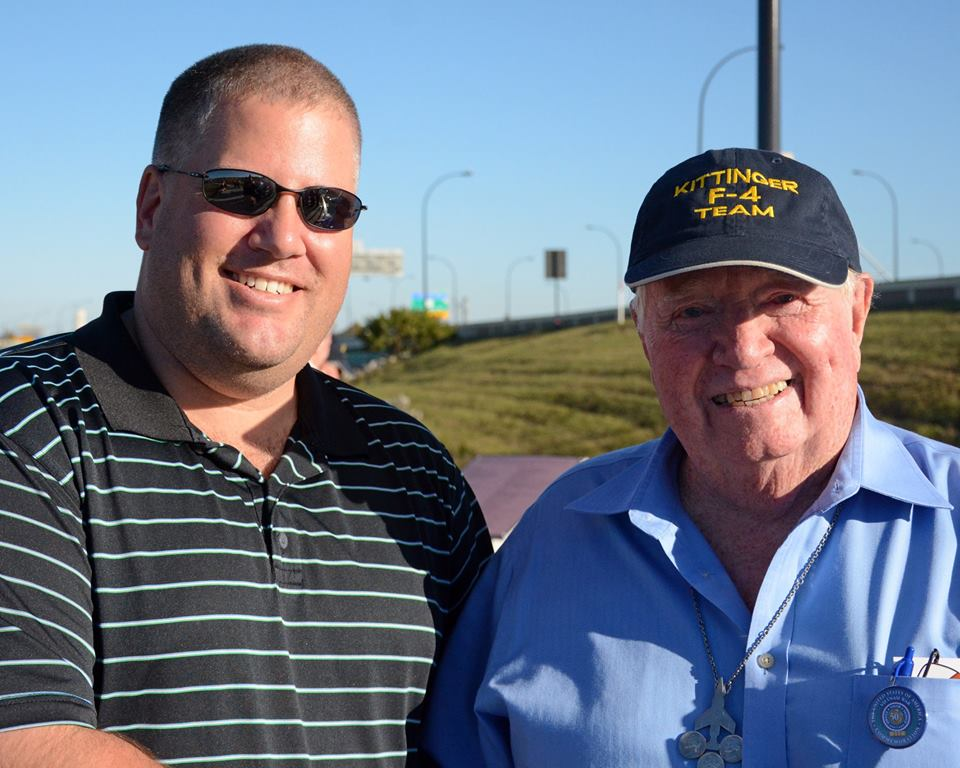 Colonel Joe Kittinger USAF (Retired)