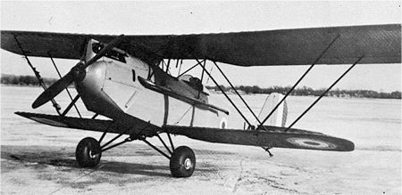An image of what the Curtiss-Reid Rambler will look like when completed. (photo via Wikipedia)