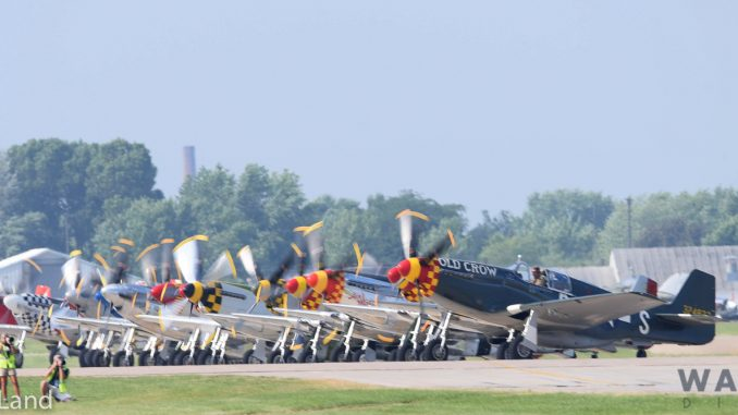 EAA AirVenture Oshkosh 2019 Warbird Recap