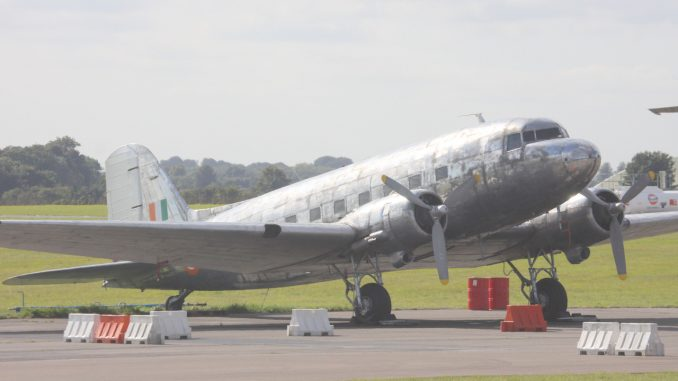 9d7bd4e6181f Indian Air Force Dakota to Fly in the UK