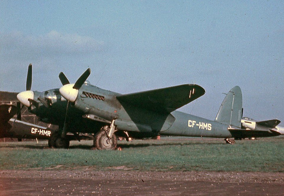 DH.98 Mosquito PR