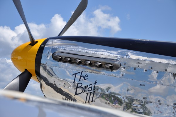 The Brat III last summer at Peachtree Dekalb airport in Atlanta. ( Image credit Moreno Aguiari)