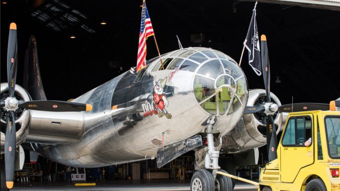 B-29 'Doc' Receives FAA Approval for Passenger Flights