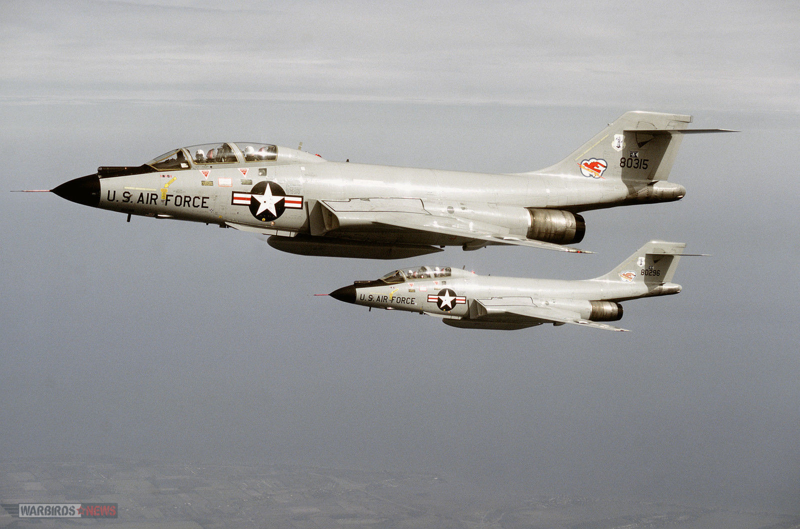 F-101 Voodoo)RObert F. Dorr Collection6