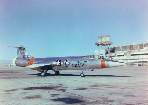 F-104 US NAVY