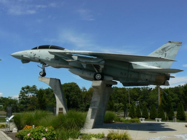 F-14 The Grumman Memorial Park