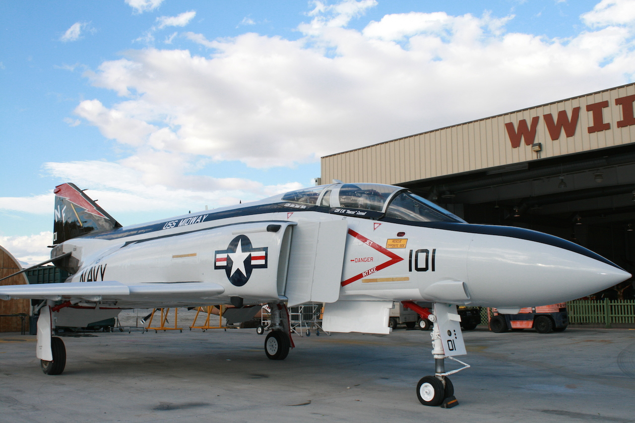 Photo Courtesy of Palm Springs Air Museum