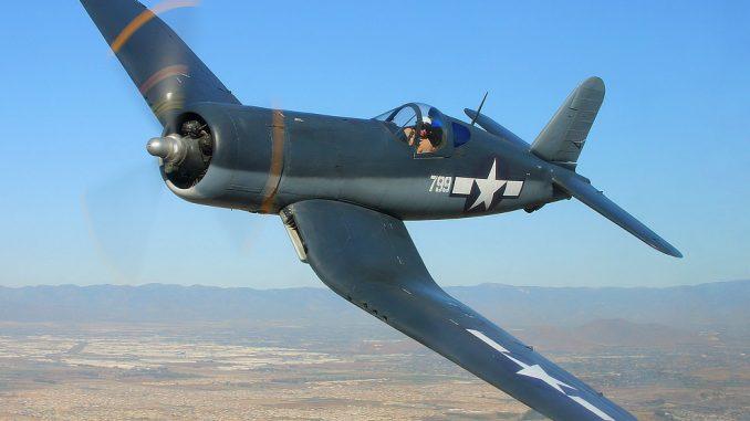 planes of fame air museum s f4u 1a corsair is a combat veteran